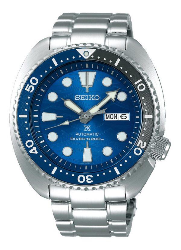 Prospex Save the Ocean special edition horloge SRPD21K1